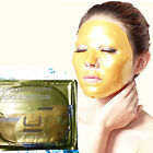 Hot Sale Gold Collagen Crystal Face Mask Anti Ageing Skin Care Facial Mask chose