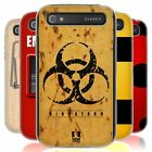 HEAD CASE ASSORTED DESIGNS SILICONE GEL CASE FOR BLACKBERRY CLASSIC Q20