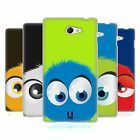 HEAD CASE FUZZBALLS SILICONE GEL CASE FOR SONY XPERIA M2