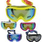 OUTFITTERS snow ski skiing Snowboard goggles mirrored reflective coating 8451
