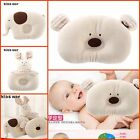 New BABY Safety Anti-roll Pillow Support Prevent Flat Head Cushion rabbit bear