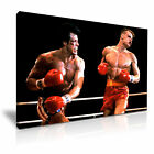 Rocky Balboa vs Ivan Drago Canvas Movie Boxing Modern Wall Art Home Deco 9 sizes