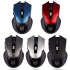 2.4GHz Wireless Optical 6D Buttons Gaming Mouse Mice мышь Receiver For PC Trendy
