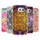 HEAD CASE MANDALA DOODLES SILICONE GEL CASE FOR SAMSUNG GALAXY S6 G920