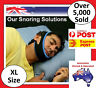 v EXTRA LARGE - Anti Snore AntiSnore Device Jaw Strap Stop Snoring Chin Support