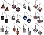 MLB Team Siskiyou Dangle Earrings Officially Licensed - Pick Your Team