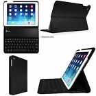 Ultrathin Smart Shell Case Cover Built-in Bluetooth Keyboard for iPad Air 1st