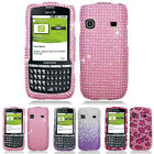 For Samsung Replenish M580 Sprint Boost Colorful Design Bling Hard Case Cover