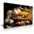 FOOD & DRINK Spice Pepper Canvas Framed Printed Wall Art 52 ~ More Size