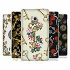 HEAD CASE FLORAL BRASS SILICONE GEL CASE FOR NOKIA LUMIA 720