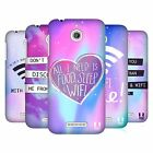 HEAD CASE DESIGNS WIFI LOVE HARD BACK CASE FOR HTC DESIRE 510