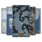 HEAD CASE DESIGNS JEANS AND LACES HARD BACK CASE FOR MICROSOFT LUMIA 435