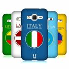 HEAD CASE DESIGNS FLAG PATCHES SET 2 CASE FOR SAMSUNG GALAXY CORE PRIME G360