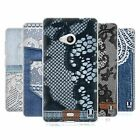 HEAD CASE JEANS AND LACES SILICONE GEL CASE FOR MICROSOFT LUMIA 535