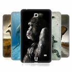 HEAD CASE WILDLIFE SILICONE GEL CASE FOR SAMSUNG GALAXY TAB 4 7.0 LTE T235