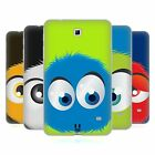 HEAD CASE FUZZBALLS SILICONE GEL CASE FOR SAMSUNG GALAXY TAB 4 8.0 3G T331