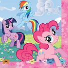 My Little Pony Lunch Dinner Napkins 16pcs Party Supplies