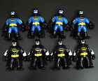 LOT!  IMAGINEXT DC SUPER FRIENDS BATMAN ACTION FIGURE 3""