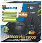 SuperFish Pond Eco Plus Teichpumpe von 12000-20000 l
