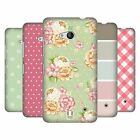 HEAD CASE DESIGNS FRENCH COUNTRY PATTERNS HARD BACK CASE FOR NOKIA LUMIA 640