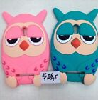 2015 New 3D Cartoon Owl Soft Silicone Back Cover Case For Asus Zenfone 5