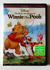 Disney The Many Adventures of Winnie The Pooh Original Animated Classic on DVD