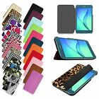 Ultra Thin Stand Smart Case Cover For Samsung Galaxy Tab A Tablet Wake/Sleep