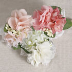 Flower Girls Wrist Corsage Coral / Peach Kids Teen Grils Wedding Corsage