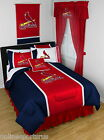 Saint Louis Cardinals Comforter & Sheet Set Twin to King Size