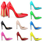 HI Women Lady OL Solid Color Classic Style Office Sexy Shoes High Heel 15 Color