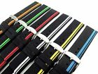 20mm wristwatch band Watch Strap nylon multicolored Gents Military wristband new