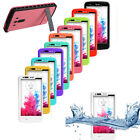 PC Waterproof Shockproof Dirt Snow Proof Case Cover For LG G3