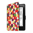 Thinnest & Lightest Leather Cover Case Wake/Sleep for Amazon Kindle Paperwhite