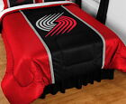 Portland Trail Blazers Comforter Sham & Valance Twin Full Queen King Size