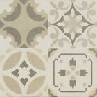 Beldi Kamil Moroccan Arabesque Design Ceramic Floor Tiles 450x450x8.5mm 5-10 Sqm