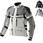 Rev It Dominator GTX Motorcycle Jacket Gore-Tex Touring Back CE Protector Insert