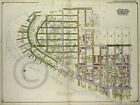 1920 Vintage Land Ownership Map Brooklyn New York