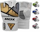 RDX 6oz Kids Boxing Gloves Punch Bag Mitts Junior Children MMA Kick Muay Thai RB