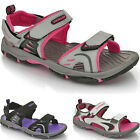 LADIES HIKING SANDALS DUNLOP GIRLS SPORTS TREK WALKING BEACH SUMMER SHOES SIZE