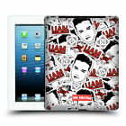 OFFICIAL ONE DIRECTION 1D FACE PATTERNS CASE FOR APPLE iPAD 3