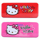 TAI WAN HELLO KITTY 2 LAYERS METAL PENCIL CASE 968447