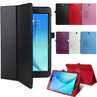 PU Leather Smart Folding Stand Case Cover for Samsung Galaxy Tab A 9.7 T550 T555