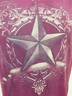 Retro Star Tattoo Indie Cool American Printed T-Shirt XL