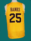 CARLTON BANKS JERSEY THE FRESH PRINCE OF BEL-AIR SEWN NEW ALL SIZES