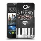 HEAD CASE DESIGNS MOONSTRUCK AND BEWILDERED CASE FOR HTC DESIRE 516 DUAL