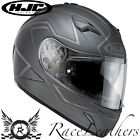 HJC TR1 SIG MATT BLACK FULL FACE MOTORCYCLE MOTORBIKE BIKE HELMET