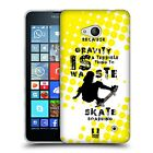 HEAD CASE EXTREME SPORTS COLLECTION 1 SOFT GEL CASE FOR NOKIA LUMIA 640