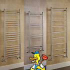 New Designer Stainless Steel Central Heating Towel Rails