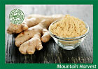 100% ORGANIC GINGER ROOT POWDER (ZINGIBER OFFICINALE) 1 2 4 6 8 10 12 OZ