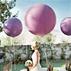 "36"" Inch Colorful Big Large Giant Ballons Latex Wedding Part"